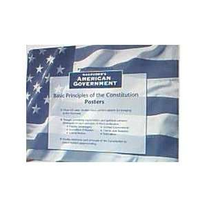 Government, Set of 3 posters) (9780130542250): Prentice Hall: Books