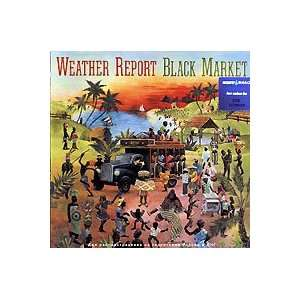 Black Market Muzykalnaya gruppa Weather Report Books