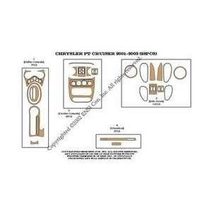 Dash Trim Kit 00 04   28 pieces   Green Carbon Fiber Automotive