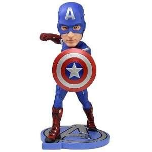 Neca Marvel Avengers Movie Captain America Bobble Head