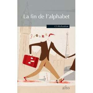 DE LALPHABET (LA) (9782923550077): CHARLES SCOTT RICHARDSON: Books