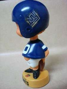 NFL New York Giants Sports Bobble Head Original Nodder 7