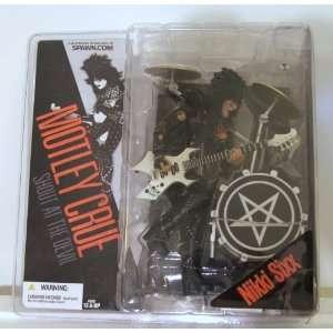 Motley Crue Shout at the Devil Nikki Sixx Action Figure Toys & Games