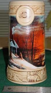 Duck Unlimited Terry Redlin Collectible Beer Tankard Mug