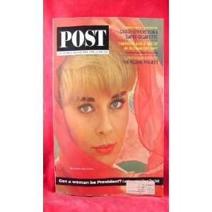 Evening Post April 18, 1964: Cover Elke Sommer new star: Books