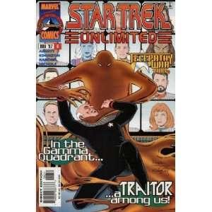 Star Trek Unlimited #6 : Heart of Darkness (Marvel Comics): Dan Abnett