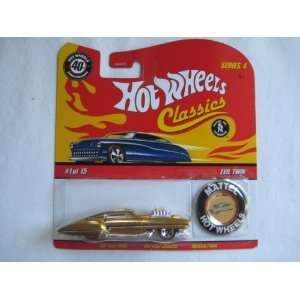 Streeter 164 Scale Die Cast Metal Car with Commemorative Button Toys