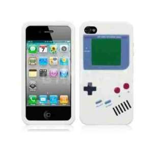 Silicone Design Apple iPhone 4 / 4S Cell Phone Case + Microfiber Bag