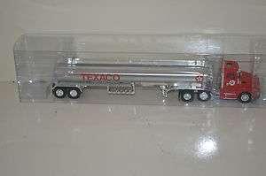 SP139 TEXACO KENWORTH T660 DAY CAB W/HEIL TANKER TRAILER NIB