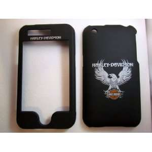 Harley Davidson Apple iPhone 3 3G Faceplate Case Cover