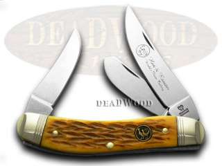 HEN & ROOSTER AND Autumn Walnut Stockman Pocket Knives