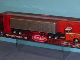 PETERBILT MODEL 380 BIG RIG TRUCK 143 FRIEGHT TRUCK