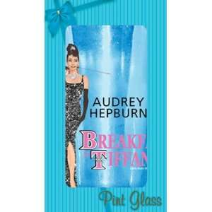 Audrey Hepburn Breakfast At Tiffanys Colored Glitter 16