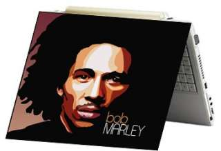 Bob Marley Laptop Notebook Screens Skin Decal Cover