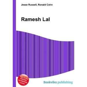 Ramesh Lal Ronald Cohn Jesse Russell Books