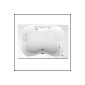 Jason Designer SV640 San Vito Rectangle Bath Tub 72 inch x