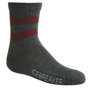 Icebreaker Hike Medium Cushion Socks   Merino Wool, Crew
