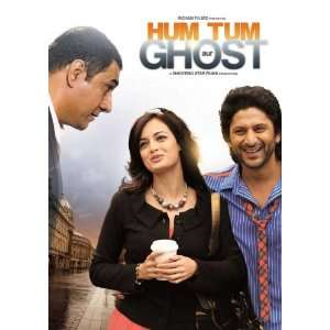 Hum Tum Aur Ghost Poster Movie Indian B (11 x 17 Inches