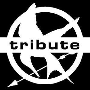 Hunger Games Mockingjay Tribute Decal, 4 x 4 Everything