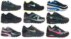 Junior Boys Girls Nike Air Max Trainers size 3,4,5,5.5