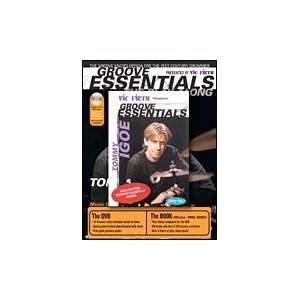 Tommy Igoe   Groove Essentials   DVD   Book & CD & DVD