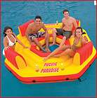 BEACH RIVER FLOATING SWIMMING POOL PARTY ISLAND RAFT LOUNGE CHAIR