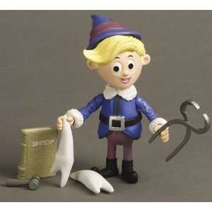 Rudolph and the Island of Misfit Toys > Hermey Action