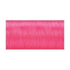 Melrose Thread 600 Yards Cherry Pink Arts, Crafts