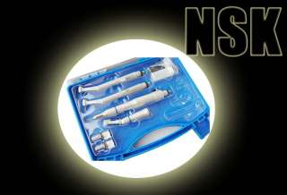 DENTAL HIGH SPEED HANDPIECE LOW CONTRA ANGLE AIR MOTOR NOSE NSK EX 2OE