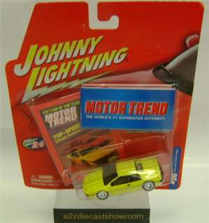 1980 LOTUS ESPRIT TURBO JOHNNY LIGHTNING DIECAST 164