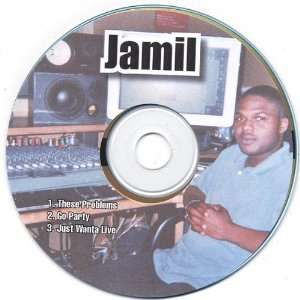 These Problems Jamil Music