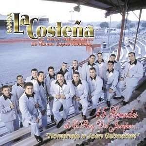 15 Grandes Del Rey Dek Jaripeo Banda La Costena Music