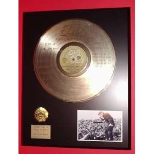 Elvis Presley 24kt LP Gold Record LTD Edition Display ***FREE PRIORITY