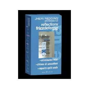 Frizz Defense Serum by Jheri Redding for Unisex   2 oz Serum Beauty