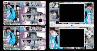 Justin Bieber Decal Protector Skin Sticker Cover for NDSi DSi XL LL