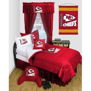 Best Quality Locker Room Comforter   Kansas City Chiefs