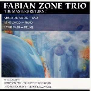 Masters Return!: Christian Fabian, Mike Longo, Jimmy Owens
