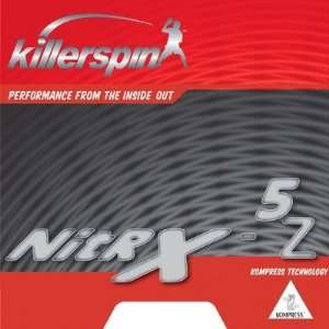 Killerspin 415   X Nitrix 5Z Table Tennis Blade Rubber