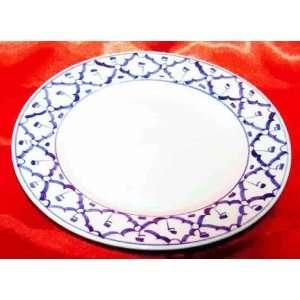 Blue & White Dinner Plate 10