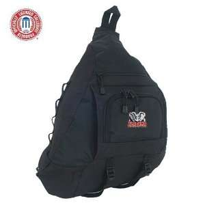 Mercury Luggage Alabama Crimson Tide Black Sling Bag