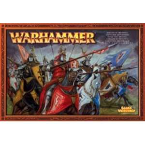 Bretonnian Knights of the Realm Warhammer Fantasy: Toys & Games