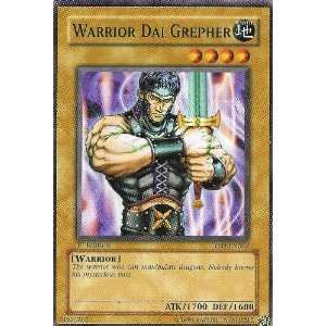 Yu Gi Oh Warrior Dai Grepher   Yugioh Starter Deck Toys & Games