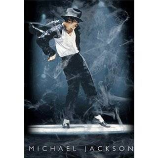 Michael Jackson (Moonwalk) Music Poster Print   24 X 36 Collections