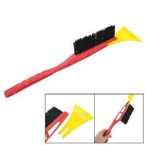 Amico Auto Car Window Cleaning Snow Scraper Brush