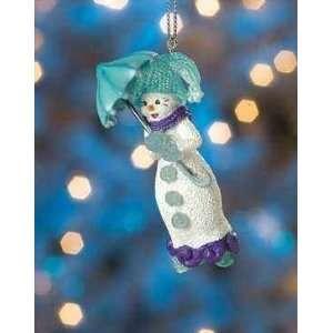 Aunt Crystal Snow Buddies Christmas Ornament