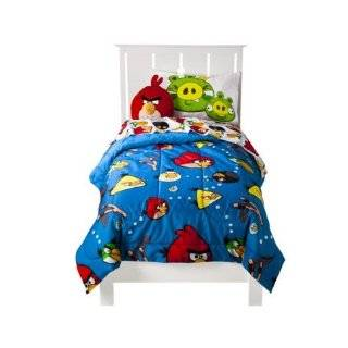 Angry Birds Twin Microfiber Comforter