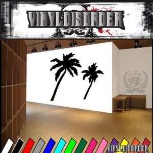 Trees Palm Tree NS010 Vinyl Decal Wall Art Sticker Mural