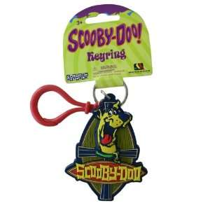 Scooby Doo Zipper Pull   Scooby Doo Keyring Keychains Toys & Games