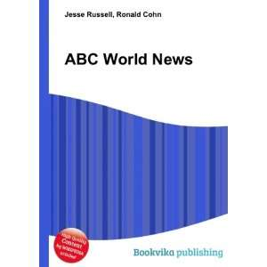 ABC World News Ronald Cohn Jesse Russell Books