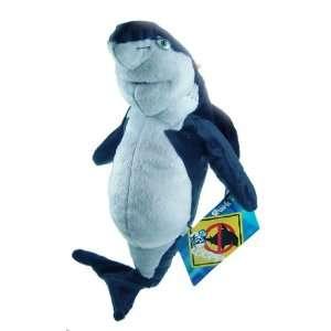 Large 16 Shark Tale Lenny The Shark Plush Doll On Popscreen